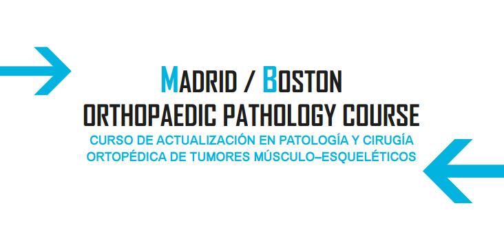 Madrid / Boston Orthopaedic Pathology Course