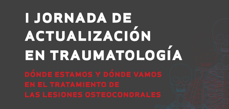 I Jornada de actualización en traumatología