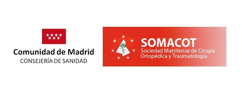 La SOMACOT revalida el convenio con el servicio madrileño de salud para la coordinación de actuaciones en materia sanitaria relacionadas con la cirugía ortopédica y traumatología