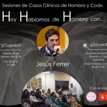 SESIONES DE CASOS CLINICOS DE HOMBRO Y CODO