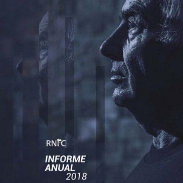 Informe Anual RNFC 2018